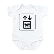 Elevator Infant Bodysuit