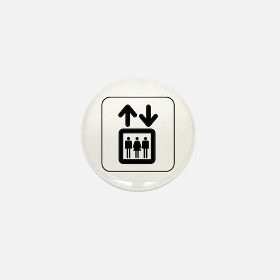 Elevator Mini Button