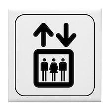 Elevator Tile Coaster