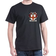 Hurley Coat of Arms T-Shirt