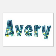 Avery Under Sea Postcards 8 Pack
