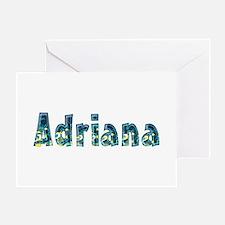 Adriana Under Sea Greeting Card