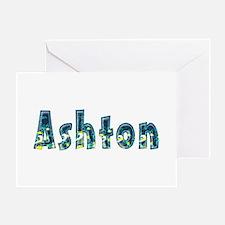 Ashton Under Sea Greeting Card