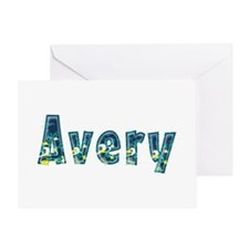 Avery Under Sea Greeting Card