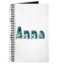 Anna Under Sea Journal