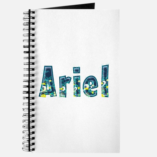 Ariel Under Sea Journal