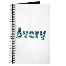 Avery Under Sea Journal