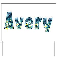 Avery Under Sea Yard Sign