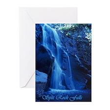 Split Rock Falls Greeting Cards 10 Pk
