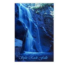 Split Rock Falls Postcards 8 Pack