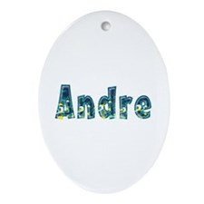 Andre Under Sea Oval Ornament