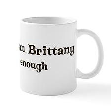 One American Brittany Mug