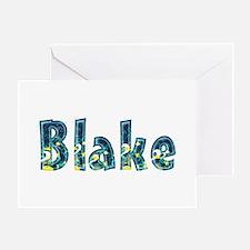 Blake Under Sea Greeting Card