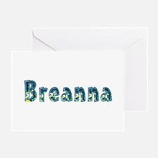 Breanna Under Sea Greeting Card