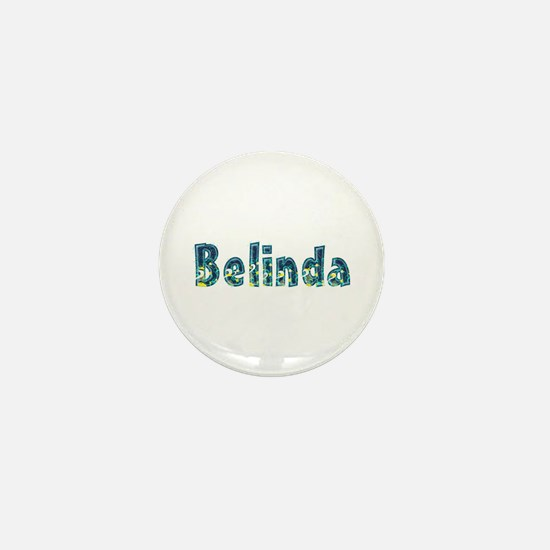 Belinda Under Sea Mini Button