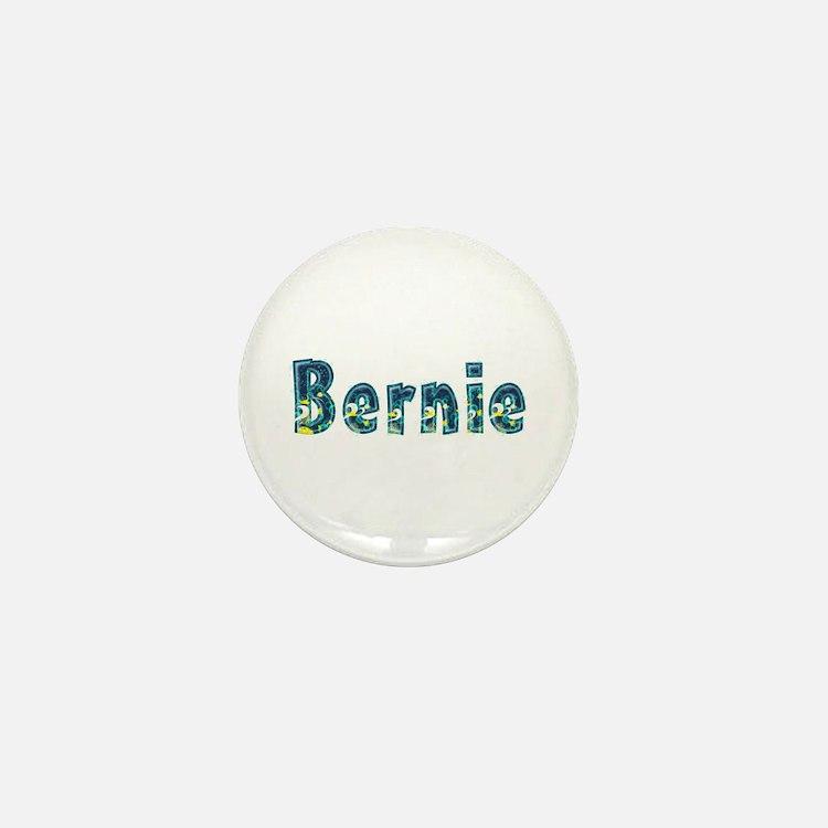 Bernie Under Sea Mini Button