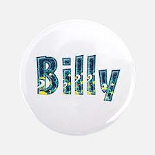 Billy Under Sea Big Button