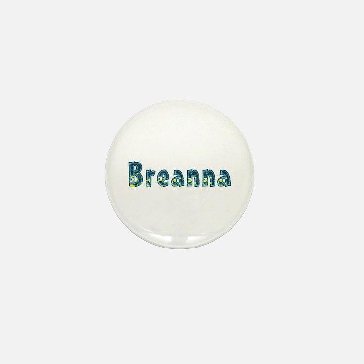 Breanna Under Sea Mini Button