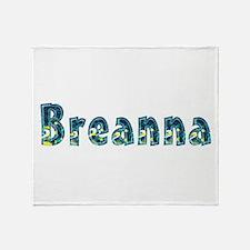 Breanna Under Sea Throw Blanket