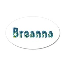 Breanna Under Sea Wall Decal