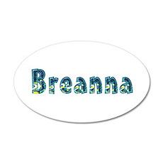 Breanna Under Sea Wall Decal