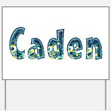 Caden Under Sea Yard Sign
