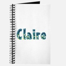 Claire Under Sea Journal