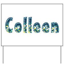Colleen Under Sea Yard Sign