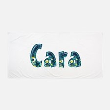 Cara Under Sea Beach Towel