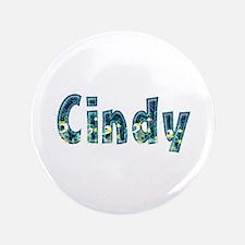 Cindy Under Sea Big Button