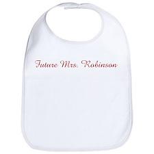 Future Mrs. Robinson Bib