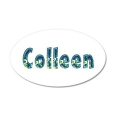Colleen Under Sea Wall Decal