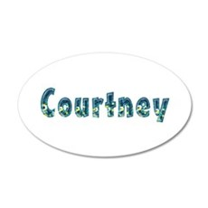 Courtney Under Sea Wall Decal