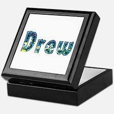 Drew Under Sea Keepsake Box