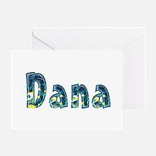 Dana Under Sea Greeting Card
