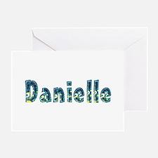 Danielle Under Sea Greeting Card