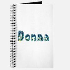 Donna Under Sea Journal