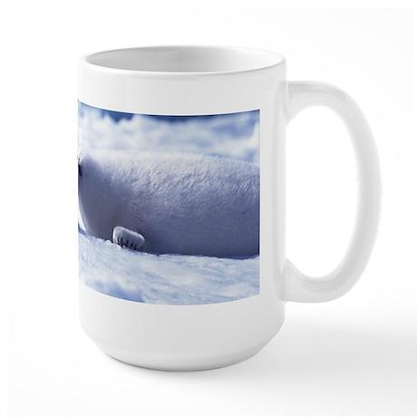 Harp Seal Large Mug