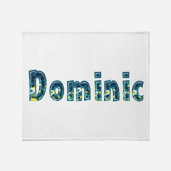 Dominic Under Sea Throw Blanket