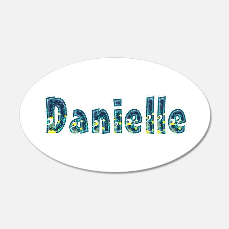 Danielle Under Sea Wall Decal