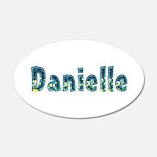 Danielle Under Sea Wall Sticker