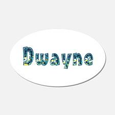 Dwayne Under Sea Wall Decal