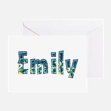 Emily Under Sea Greeting Card