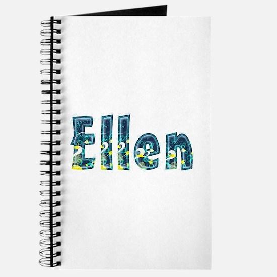 Ellen Under Sea Journal