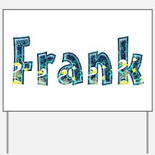Frank Under Sea Yard Sign