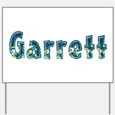 Garrett Under Sea Yard Sign