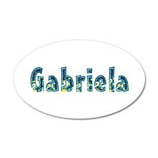 Gabriela Under Sea Wall Decal
