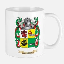 MacDonald-(Slate) Coat of Arms - Family Crest Mug