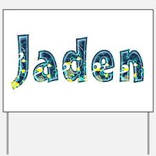 Jaden Under Sea Yard Sign