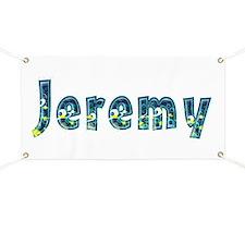 Jeremy Under Sea Banner